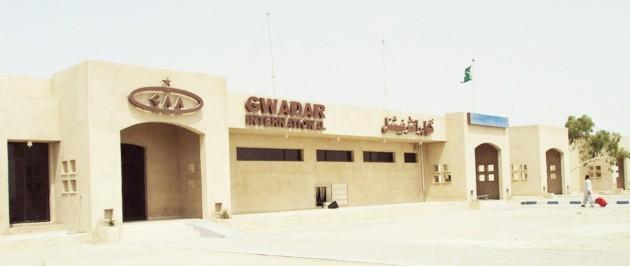 OPGD GWD Ground Handling Gwadar Pakistan