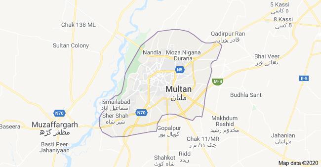 OPMT MUX Ground Handling Multan Pakistan